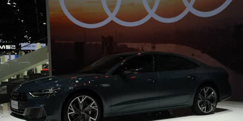 アウディ A7 に4ドアセダン、スポーツバックから派生…上海モーターショー2021