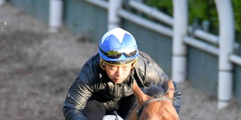 【マイラーズC】ケイデンスコール期待通り ラスト1Fで鋭い加速!安田隆師も大満足