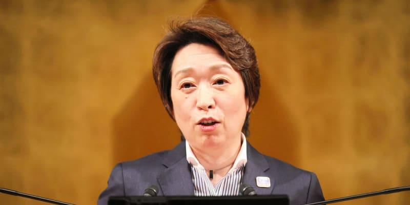 低支持にあえぐ東京五輪 橋本会長 開催へ理解求め「極力ご迷惑お掛けしないように」