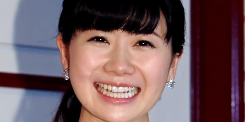 福原愛さん 夫の離婚請求報道に「江氏が協議の場についてくれたことに感謝」