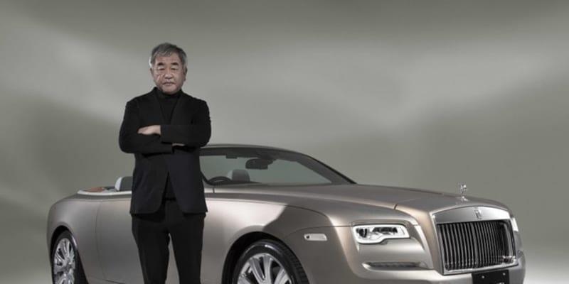 ロールスロイスが建築家の隈研吾と協力…高級住宅オーナー専用オープンカー開発