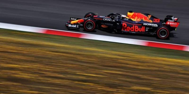 フェルスタッペンがトップタイム。角田裕毅は11番手【タイム結果】F1第3戦ポルトガルGPフリー走行3回目