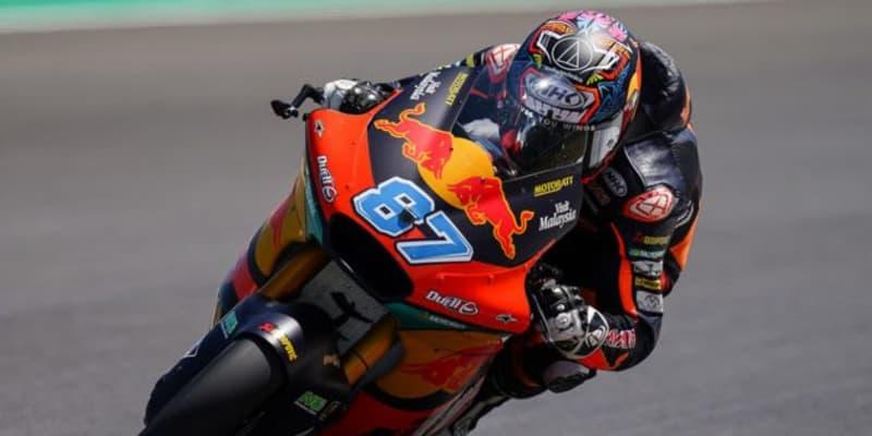 【順位結果】2021MotoGP第4戦スペインGP Moto2予選総合