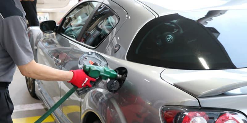 燃料残量警告灯(エンプティーランプ)点灯から一体何キロ走れるの? 警告灯が光ったらディーゼルと電気自動車は要注意