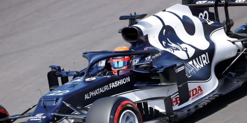 【角田裕毅F1第3戦密着】改善されない低グリップ路面で奮闘「課題はあるが、それほど悪い予選ではなかった」