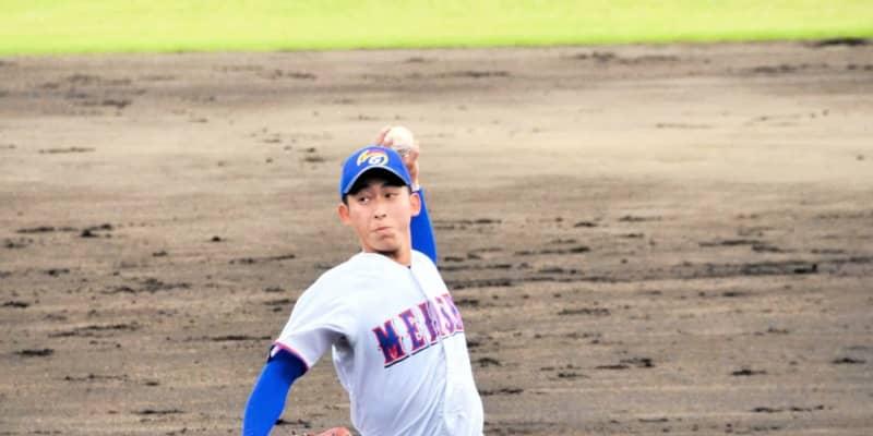 プロ注目左腕 明秀学園日立・飯田は力投も常総学院に逆転サヨナラ負け