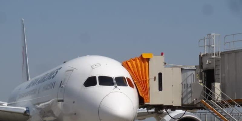 自動運転・旅客搭乗橋…成田空港で試験運用中 三菱重工グループ
