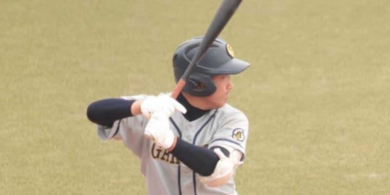 【高校野球】目が腫れても通算57号 千葉学芸初の春4強に導いたプロ注目・有薗「新たな歴史作る」