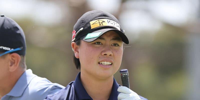 笹生優花が6月の全米女子オープン出場を明言 国内復帰戦へ「いつも通り楽しんで」