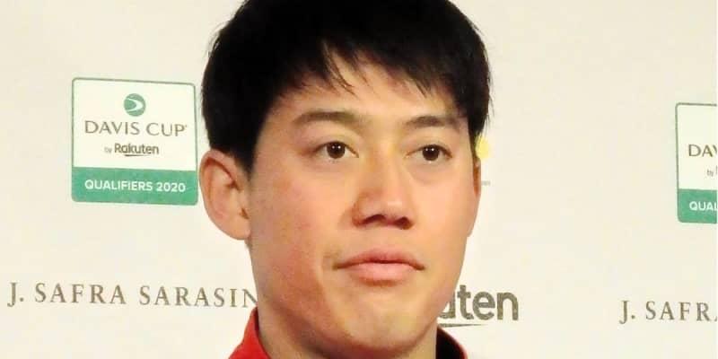錦織圭が初戦突破 ハチャノフに逆転勝ち 次戦は世界6位のズベレフ