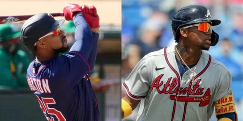 【MLB】8本塁打&3盗塁の大谷翔平も得票 4月の月間MVPはバクストン&アクーニャJr.が受賞