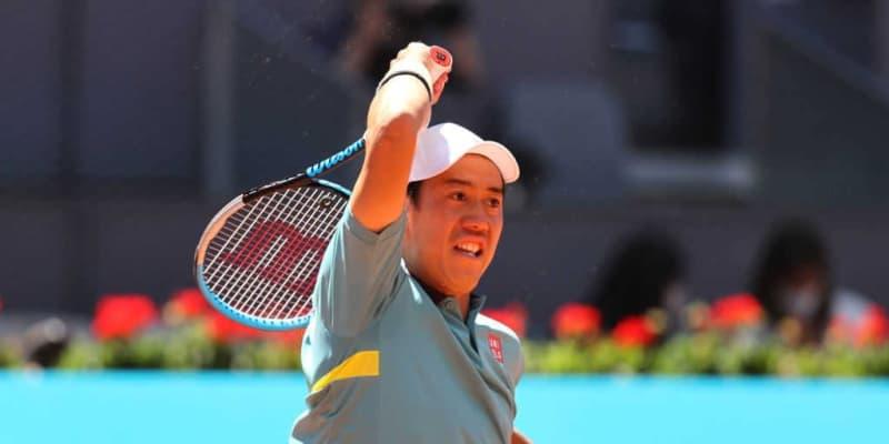 錦織圭が逆転勝利で初戦突破、西岡良仁も2回戦へ[ATP1000 マドリード]
