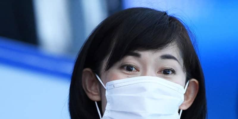 丸川珠代五輪相が視察 瀬戸の妻・優佳さんと記念写真も
