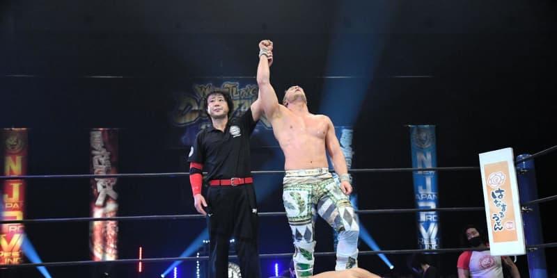 新日本・オスプレイ 鷹木と大激闘V1「オレはこの団体の未来」東京Dでオカダ戦決定