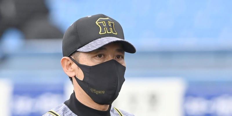 狙われた阪神・佐藤輝 ヤクルトのサインプレーで牽制死も矢野監督「相手もうまかった」