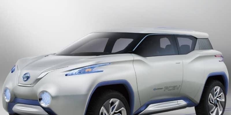日産が水素自動車市場にSUVで挑戦! 2012年に発表したテラ コンセプトは今欲しい機能がてんこ盛りの一台だった