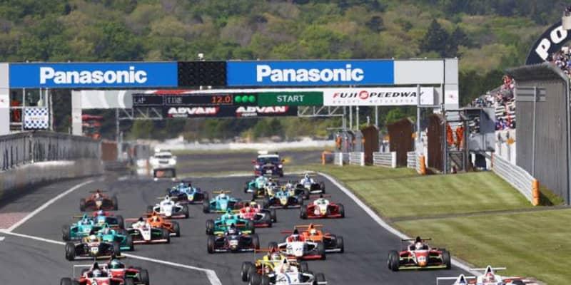 2021年FIA-F4が富士で開幕。第1戦で木村偉織が、第2戦で野中誠太が初優勝を手にする