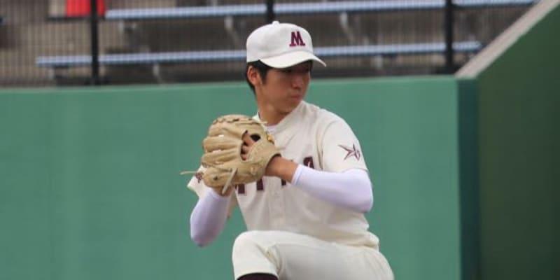 【高校野球】早大・小宮山監督の直接指導でフォーム改善 進学校・水戸一エースの目指す未来