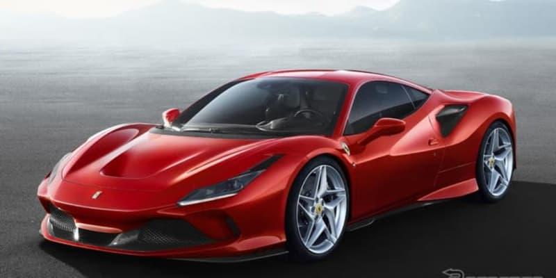 フェラーリ、純利益は24%増と回復 2021年第1四半期決算