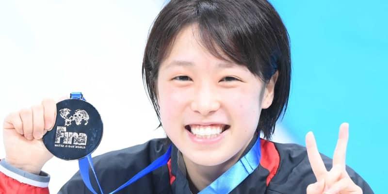 荒井祭里がW杯日本史上初の銀 ノースプラッシュ連発!五輪へ圧倒的完成度魅せた