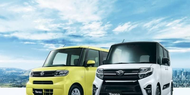 軽自動車新車販売は7か月連続プラス、42.0%増の13万9542台 4月実績
