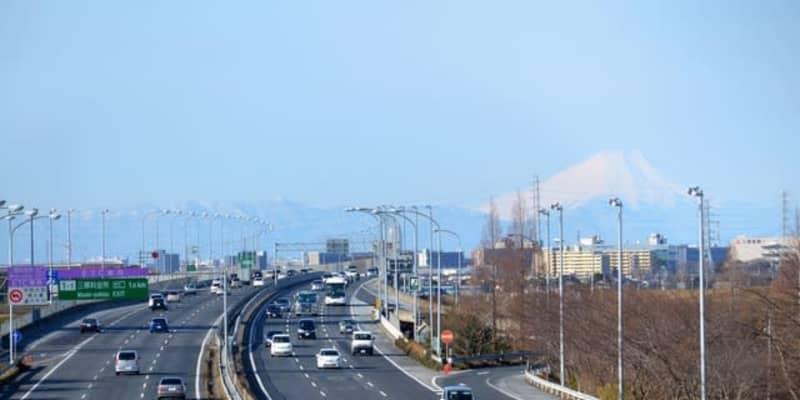 巣ごもりGW要請も、国民はクルマでおでかけ---高速道路交通量は前年から倍増