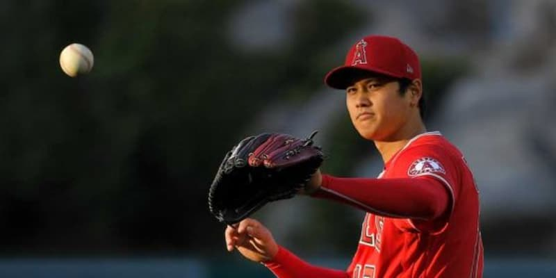 【MLB】大谷翔平の投球は「誰が見てもストライク」 敵番記者も同情した球審の判定が波紋