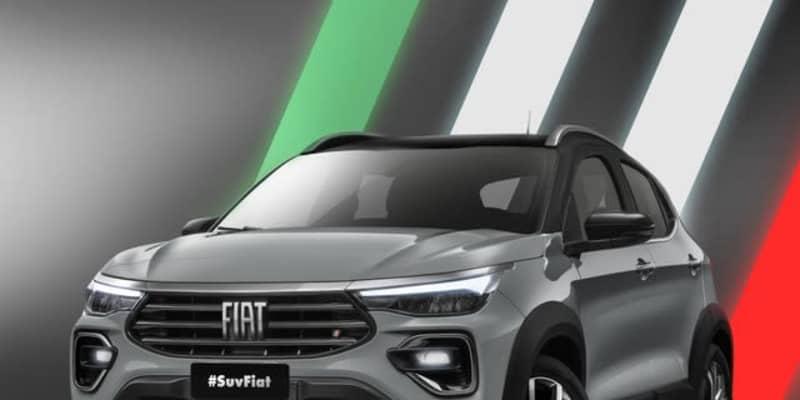 フィアット、新型SUVの写真公開…車名はユーザー投票で決定へ
