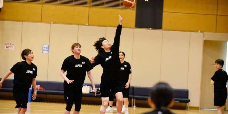 バスケ女子代表 本橋菜子「諦めず」前十字じん帯損傷の大けがから復活五輪目指す