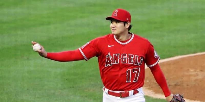 【MLB】大谷翔平、相手打者に「アイム・ソーリー」 美技直後の反応に称賛の声「いいヤツ」
