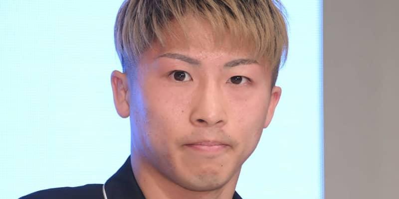 井上尚弥6.19ラスベガスで防衛戦 IBF1位ダスマリナスと対戦「お楽しみに!」