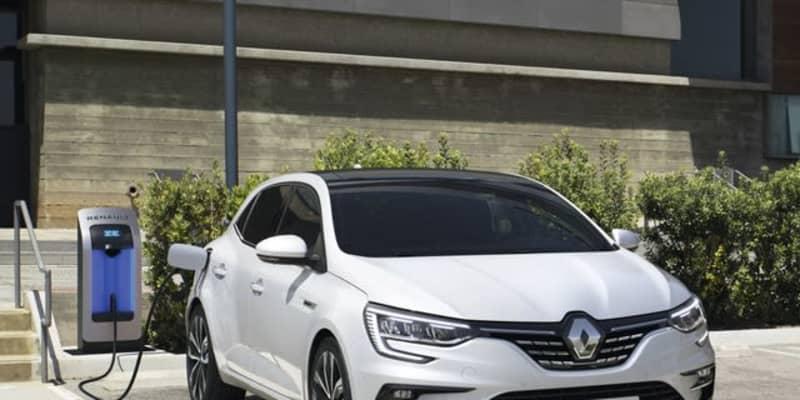 ルノー メガーヌ 改良新型、ハッチバックのPHVは燃費83.3kmリットル…受注を欧州で開始