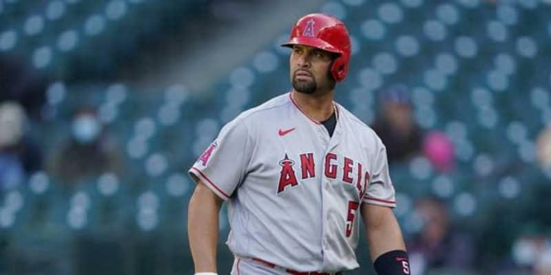 【MLB】通算667本塁打プホルス、戦力外の理由は? エ軍GM「彼への敬意」「DHにはオオタニ」