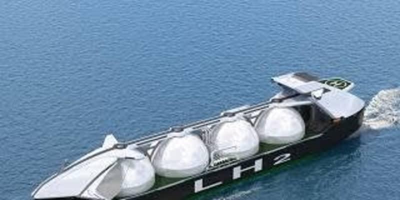 川崎重工、世界最大の液化水素格納設備を開発---水素運搬船用