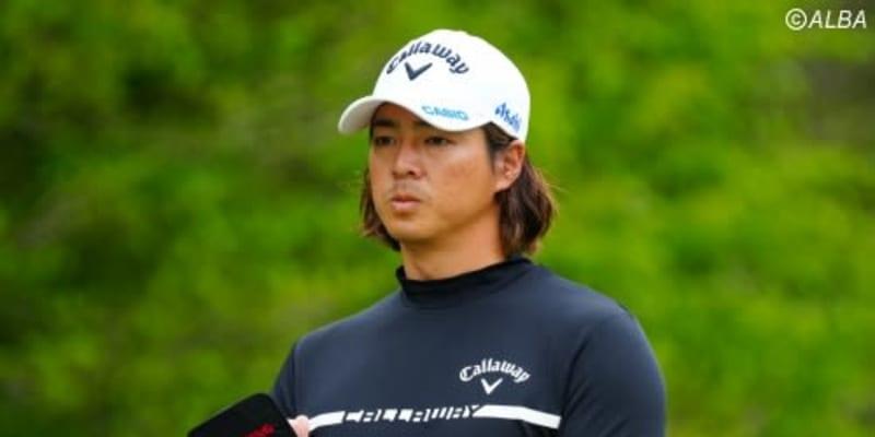 <速報>石川遼が前半「32」で折り返し 首位と5打差で後半へ