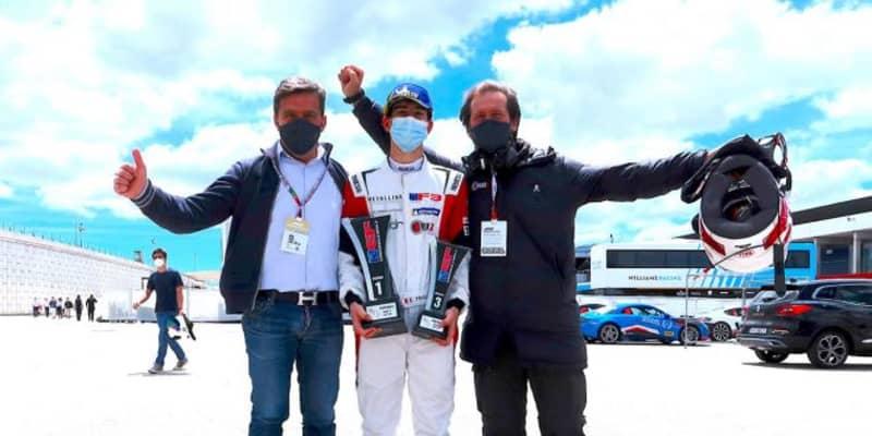 【あなたは何しに?】元F1ドライバーのヤルノ・トゥルーリに再会。4輪レースを始めたばかりの息子をサポート