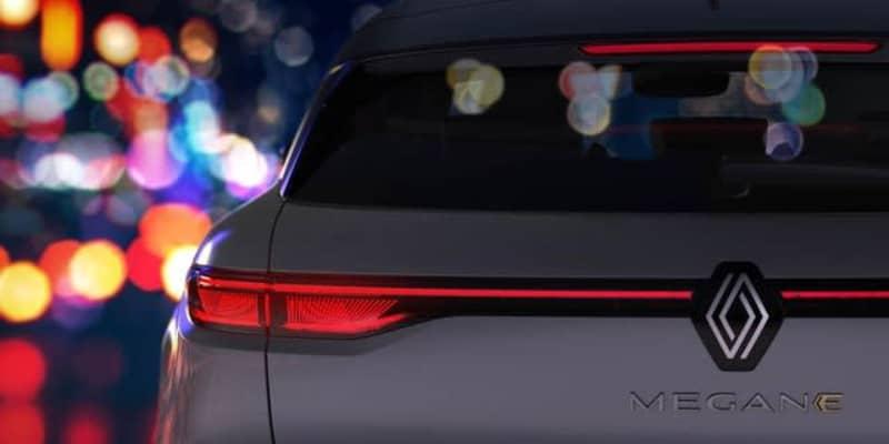ルノー、次世代 メガーヌ にフルEV設定…近い将来発売へ