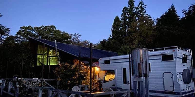 【車中泊】東京から2時間1泊1万円! 埼玉・秩父のキャンプ初心者におすすめRVパーク