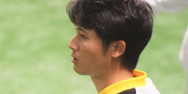 鷹・高橋純が右第4中手骨基部骨折で離脱 今季は10試合に登板、出場選手登録を抹消