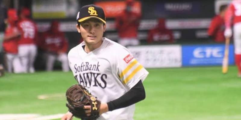 8日の公示 ソフトバンクが右手薬指骨折の高橋純平を抹消し長谷川勇也を昇格
