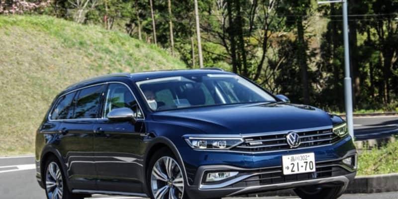 """【VW パサート オールトラック 新型試乗】身を委ねられる""""誠実で忠実な友""""…中村孝仁"""