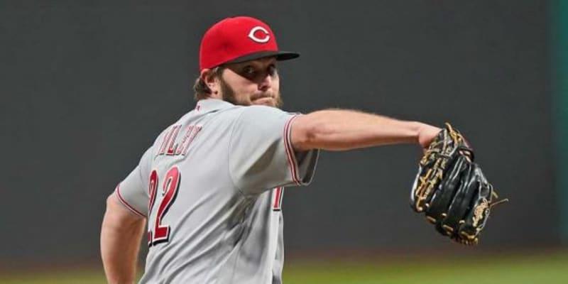 【MLB】レッズ・マイリーが今季4人目のノーヒットノーラン達成 初出場の秋山は3打数無安打