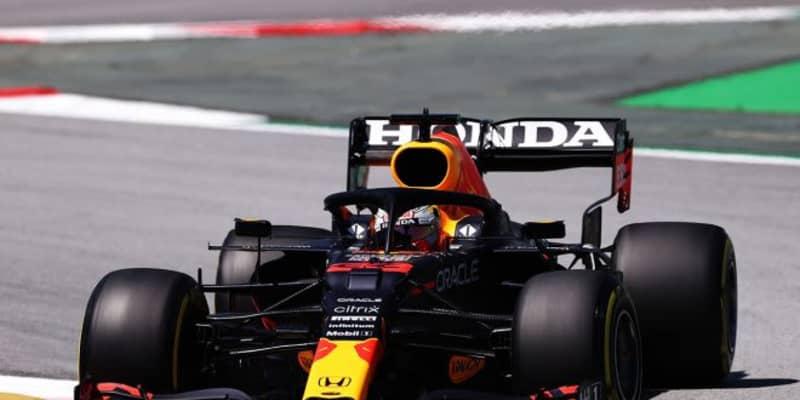 フェルスタッペンが首位。角田裕毅は12番手【タイム結果】F1第4戦スペインGPフリー走行3回目