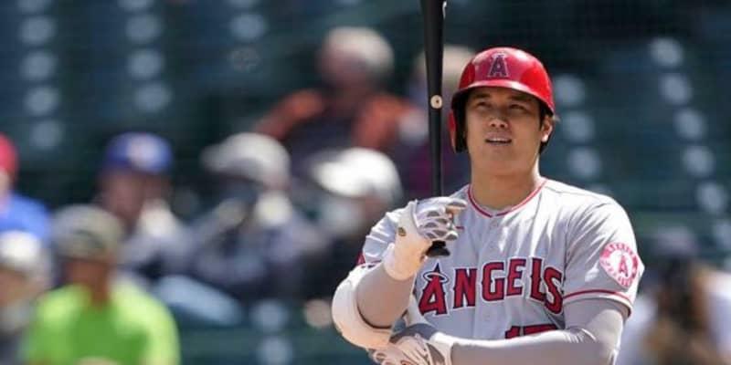 【MLB】大谷翔平、「2番・DH」でスタメン 最強左腕カーショーから単独トップ11号なるか