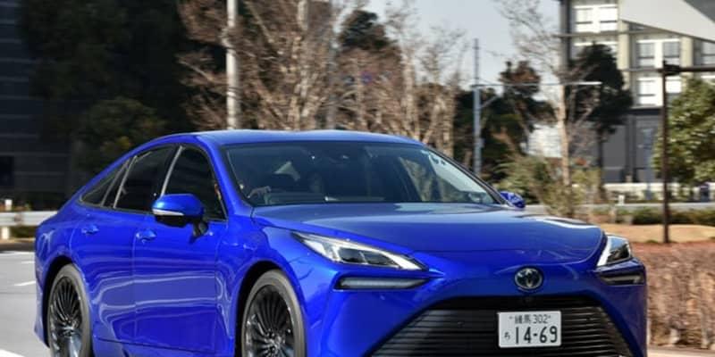 【トヨタ MIRAI 新型試乗】存在するだけで尊い…岩貞るみこ