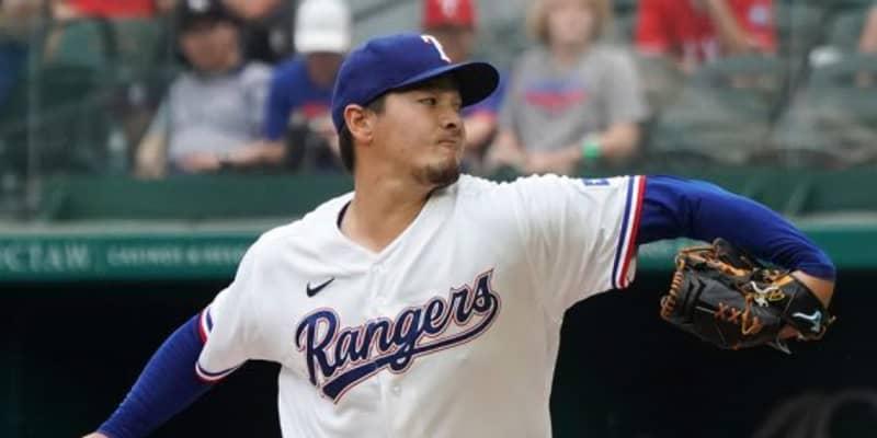 【MLB】有原航平、4回途中6安打5失点で降板 3試合で計16失点…防御率6.59に悪化