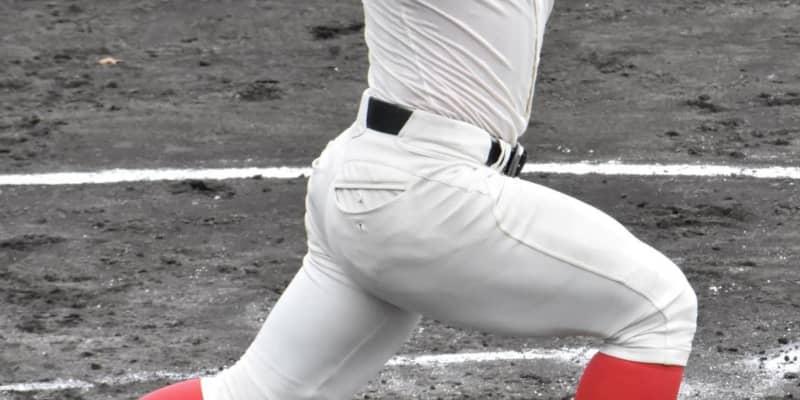 智弁学園コールド勝ちで決勝進出 プロ注目・前川右京「つなぐ意識」で2安打1打点