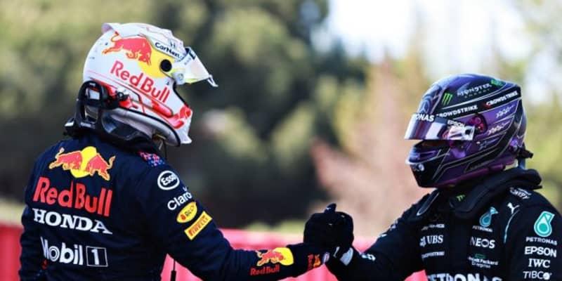 レッドブル代表「スペインのフロントロウは10年ぶり。エキサイティングな決勝スタートになる」/F1第4戦予選