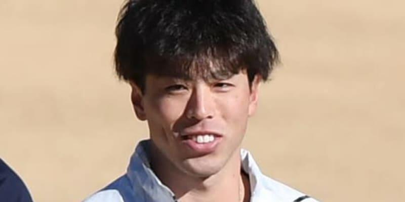 日本ハム・五十幡 サニブラウンに勝った男がプロ初安打、初盗塁