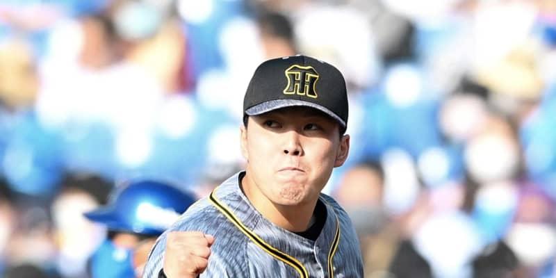 阪神・馬場が救った!ガンケル、アクシデントで緊急登板も3回0封、今季初星